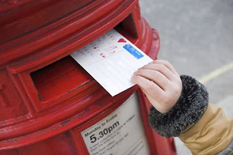 Post Box Pic